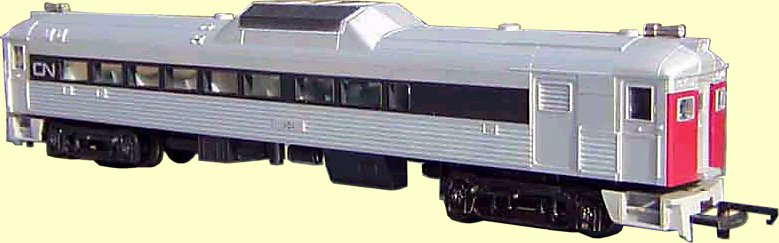 Diesel >> Budd Diesel Railcar
